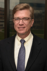 Gerold Bepler MD - President and CEO