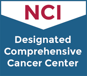 NCI Designated Comprehensive Cancer Center