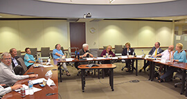 Karmanos Patient & Family Advisory Council meeting