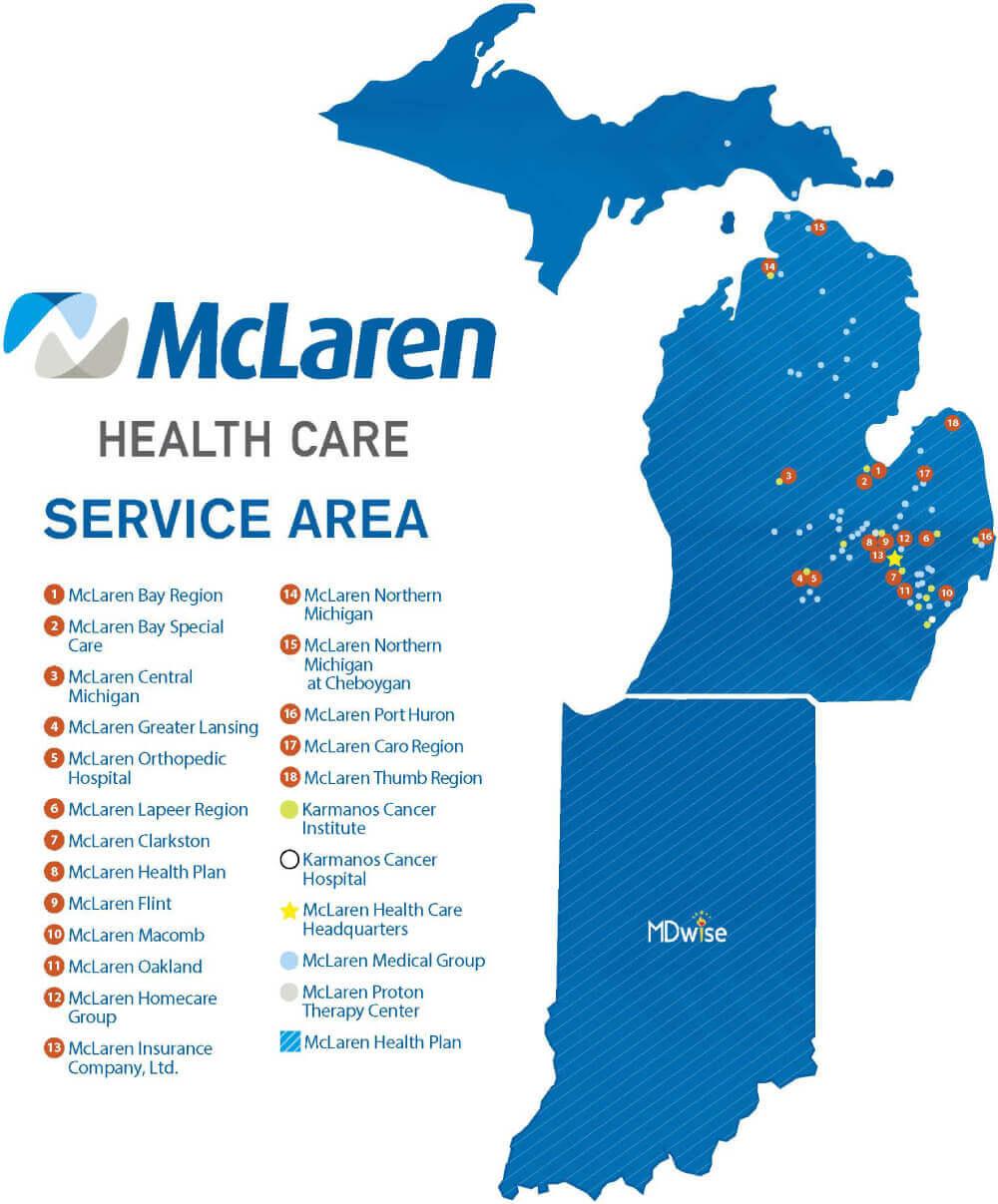 About McLaren Health Care