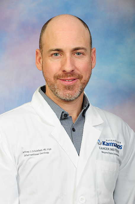 Image of Jeffrey Critchfield , M.D., FSIR