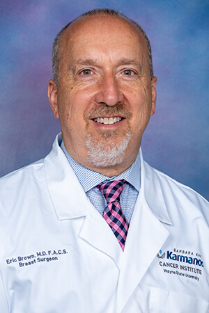Image of Eric Brown , M.D.
