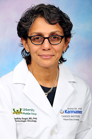 Image of Radhika Gogoi , M.D., Ph.D.