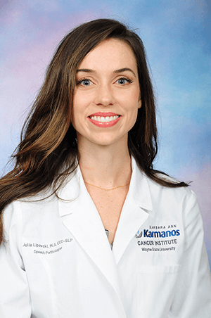 Image of Julia Lipowski , MS, CCC-SLP
