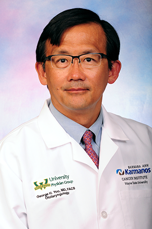 Image of George Yoo , M.D., FACS