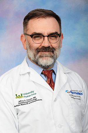 Image of Jeffrey Zonder , M.D.